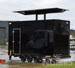 LED promotie trailer