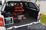 scharliftsysteem koffer jeep camera