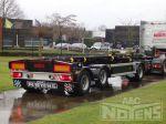802091 container aanhangwagen schamelwagen draaikrans europese goedkeuring