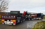 802170 Peeters de raamproducent glasvervoer aanhangwagen wipkar