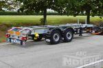 802184 lesvoertuig rijschool aanhangwagen vrachtwagen