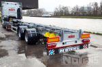 802240 containerchassis middenas aanhangwagen klemmen pneumatisch