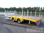 802281 aanhangwagen voor multifunctioneel gebruik machinetransport containers