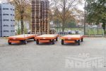 802178 NMBS transportkarren aanhangwagen intern gebruik