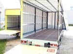 902001 opbouw vrachtwagens schuifzeil vloerrails en vloerankers