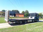 902016 open vlakke laadvloer voor transport machines