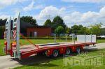 802219 tridem as aanhangwagen wipkar transport kraan