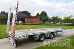 802259 middenas aanhangwagen oprijrampen vlakke laadvloer